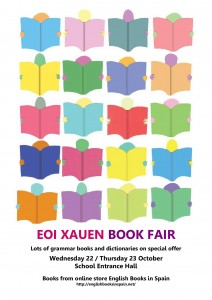 Book Fair 22-23 OCT