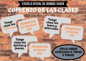 ESCUELA OFICIAL DE IDIOMAS XAUEN